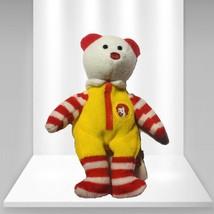 TY Beany Baby Ronald McDonald The Bear Stuffed Toy - $20.79