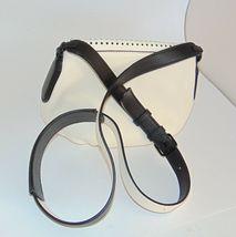 Marc by MARC JACOBS New Q Perforated Mini Natasha Bag  Black/Milk image 4