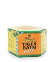 Tiger Balm Soft Oitment 50g Relief of Minor Headaches due Muscle X 10  + (GIFT) - $89.46