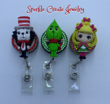 Dr Seuss Clay Badge Reel image 1