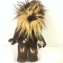 """Disney LEGO Star Wars Chewbacca 13"""" Plush NWT - $18.99"""
