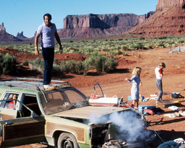 National Lampoon Vacation Stunning Grand Canyon Chevy Chase 16x20 Canvas Giclee - $69.99