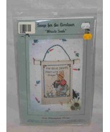 Neat Lorri Birmingham Designs Cross Stitch Kit Miracle Seeds - $33.72