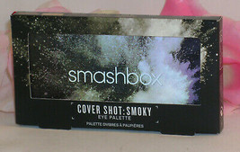 New Smashbox Cover Shot Smoky Eye Shadow Palette 8 Shades .27 oz / 7.8 g - $26.99