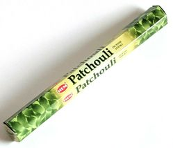 Hem Patchouli Incense Sticks (Hex Tube - 20 Sticks) - $1.20