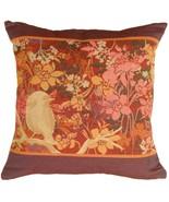 Pillow Decor - Chickadee Garden Bird Pillow - $79.95