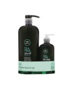 Paul Mitchell Tea Tree Special Shampoo 33.8 oz Hair Body Moisturizer 10.... - $28.21