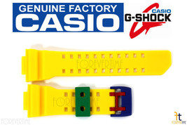 Casio G-SHOCK GA-400-9A Original Yellow Rubber Watch Band Strap - $38.65