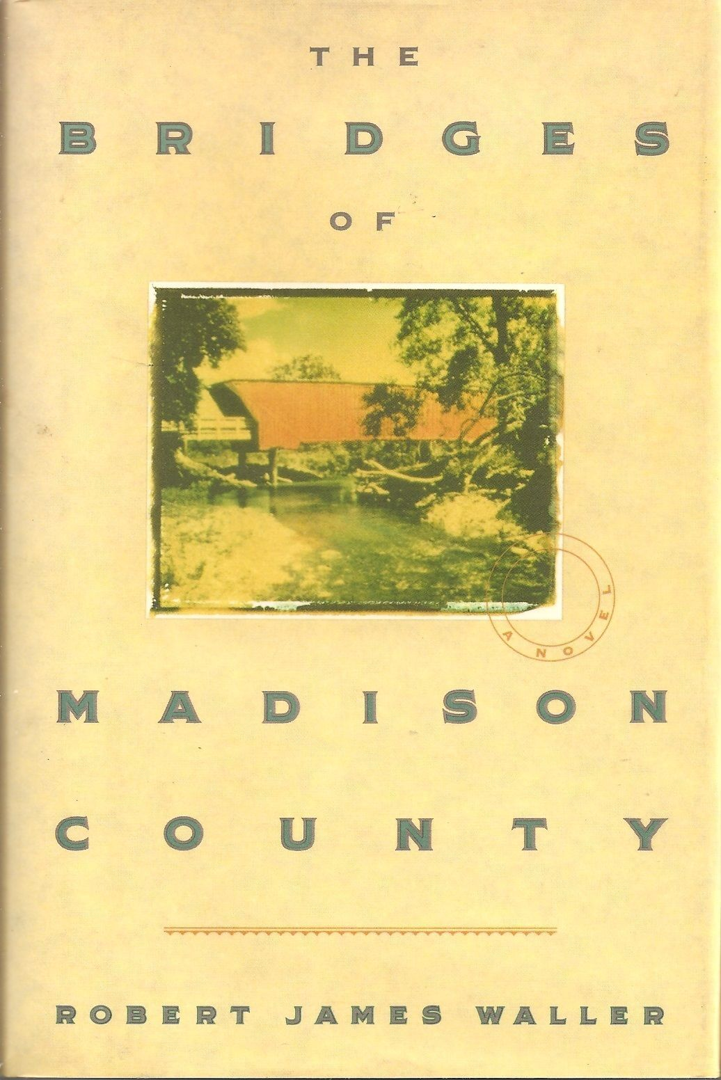Primary image for The Bridges of Madison County [Hardcover] Robert James Waller
