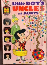 LITTLE DOT'S UNCLE & AUNTS #34 (1970) Harvey Comics Giant Size VG+ - $9.89
