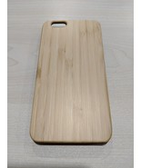 EcoQuote iPhone 6 / 6s Plus Bamboo+Hard PC Phone Case Bamboo Eco Friendl... - $28.00