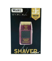 WAHL Professional 5 Star Cord/Cordless Rechargeable Shaver/Shaper #8061-100 - $55.41