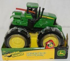John Deere LP53324 Monster Treads Lightning Wheels Tractor image 3
