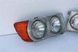 Mercedes W107 450SL 560SL USDM Headlights Headlight Assemblies Set image 4