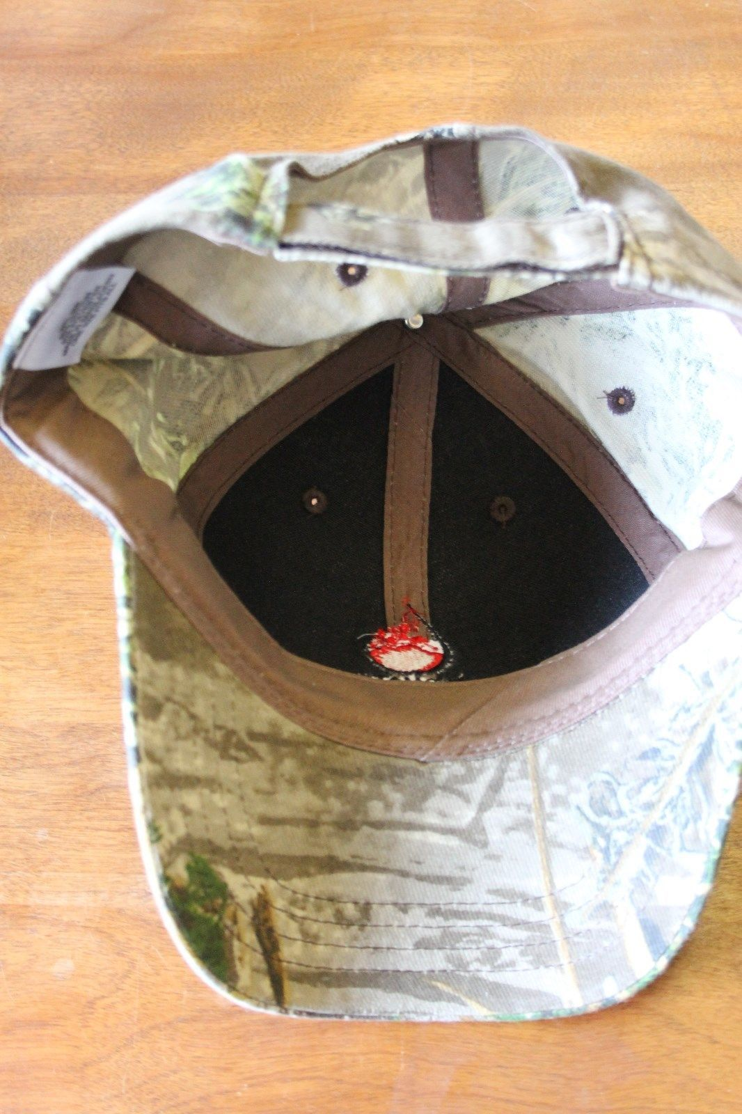 Realtree Max-1 Adjustable Embriodered Hat Cap- New with Tag
