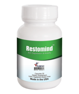 Restomind- Anti Anxiety Disorders & Depression Comfort supplement (Capsu... - $37.36