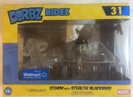 X-Men Storm Stealth Blackbird Dorbz Ridez 31 FunKo Walmart EXCLUSIVE Marvel - $21.46