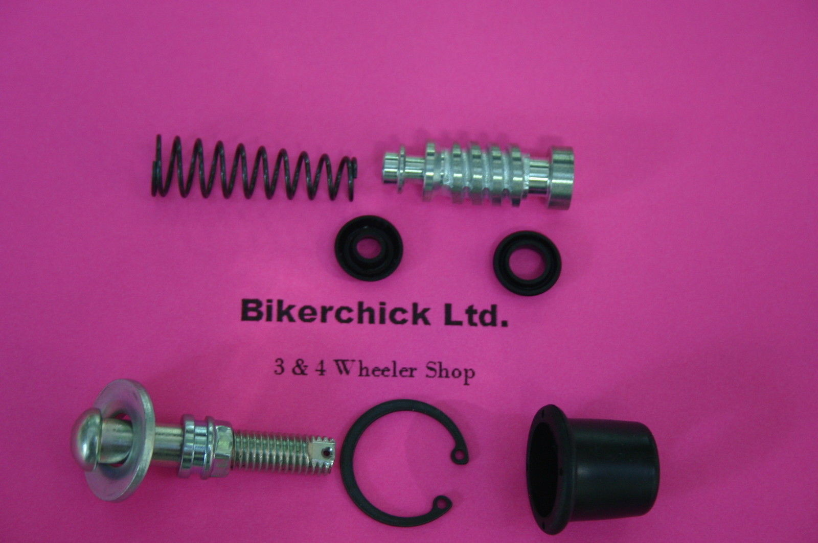 Rear Brake Master Cylinder Rebuild Kit 1991-1992 Honda TRX 250X TRX250X