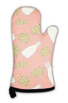 Oven Mitt, Milk And Cookies Pattern - $24.50+