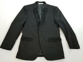 new ZARA MAN men dress casual jacket black size M MSRP $149 - $58.99