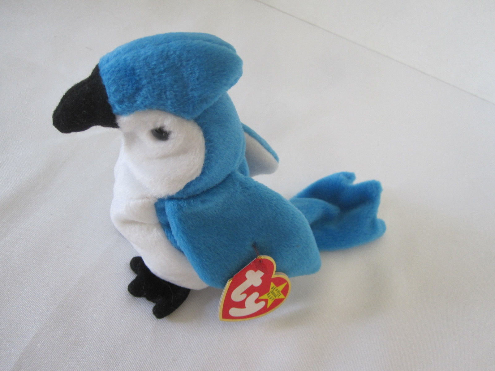3641ae8a3d6 TY Beanie Baby Original Retired Rocket the and 24 similar items