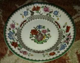 "Spode China CHINESE ROSE berry bowl 5 1/8"" - $26.17"