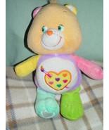"Work of Heart Bear Care Bear 10"" Tall - $9.00"