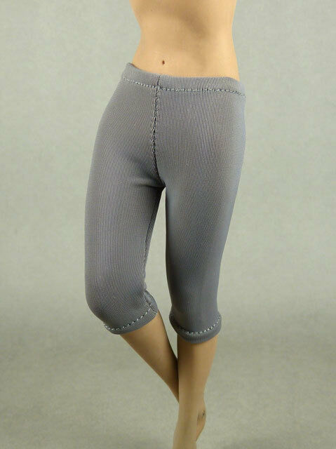 Primary image for 1/6 Phicen, TB League, Hot Toys, NT - Female Gray Exercise Yoga Tights / Pants