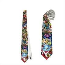Necktie tie alice in wonderland cheshire cat - $22.00