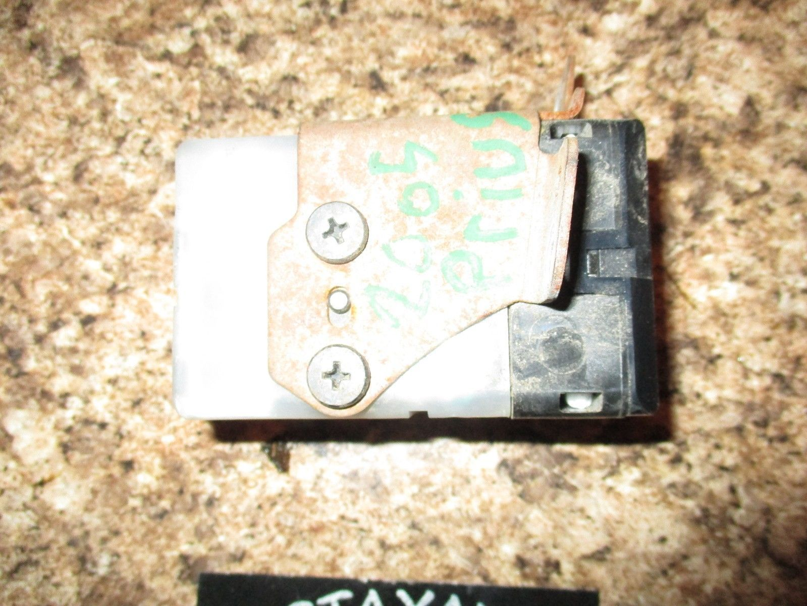 04-09 Toyota Prius Smart Key Slot Amplifier and 50 similar items