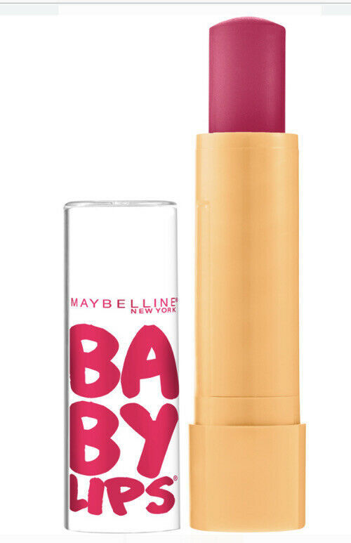 Maybelline Baby Lips Cherry Me Moisturizing Lip Balm 1 Tube - $11.88