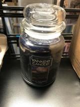 Yankee Candle BLUE TWILIGHT STORM Large Jar 22 Oz New - $24.74