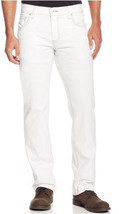 INC International Concepts Shay Slim-Fit Straight-Leg Jeans 30W 30L - $24.74