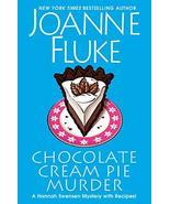Chocolate Cream Pie Murder (A Hannah Swensen Mystery) [Hardcover] Fluke,... - $11.95