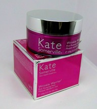 KATE SOMERVILLE WRINKLE WARRIOR Pink Plumping Mask 3.5oz/100g NIB  - $24.75