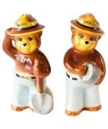 Houzz Smokey the Bear Salt & Pepper Shaker Set - $15.00