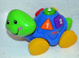 Fisher Price 2007 L6361 LAUGH and LEARN ROLLING ELECTRONIC COUNTING MUSI... - $14.95