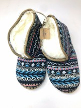 New American Eagle Outfitters Boot Slippers 7-8 Supper Soft Fur Cozy Comfort - $23.26