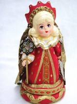 Hallmark Christmas Madame Alexander Doll Ornament The Red Queen 1997 - $5.93