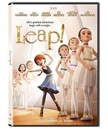 Leap DVD Brand New Sealed 2017 - $2.50