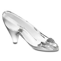 Disney Parks Cinderella Glass Slipper Medium by Arribas Brothers New wit... - $99.55