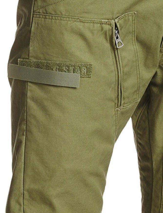 G Star General 5620 Loose Corduroy Pants Jeans in Tarmac Size W34// L34 BNWT $190