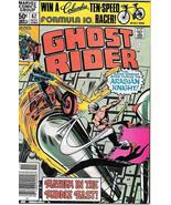 Ghost Rider Comic Book #62 Marvel Comics 1981 FINE+ - $3.99