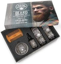 Ultimate Beard Care Conditioner Kit - Beard Grooming Kit for Men Softens, Smooth image 2