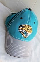 "Reebok Nfl Jacksonville ""Jaguars"" One Size Fits All Stretch Fit Baseball Cap Hat - $15.79"