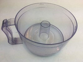 Hamilton Beach Food Processor Replacement Work Bowl Model 70450 - $22.87