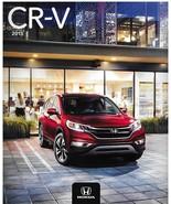 2015 Honda CR-V sales brochure catalog 15 CRV LX EX EX-L Touring - $6.00