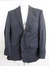 Lauren Ralph Lauren 2 Boutons Blazer Noir pour Hommes 38s 100% Laine Sec - $25.91