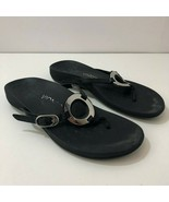 VIONIC 340 Karina Slip On Thong Sandals Womens US Size 7 - $42.80