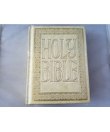 Holy Bible Master Reference Edition Royal Publishers White Special Relea... - $37.19